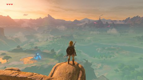 Nitendo The Legend of Zelda  Breath of the Wild (Nintendo Switch) - image 3 of 8