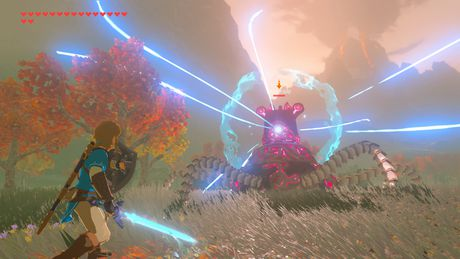 Nitendo The Legend of Zelda  Breath of the Wild (Nintendo Switch) - image 4 of 8