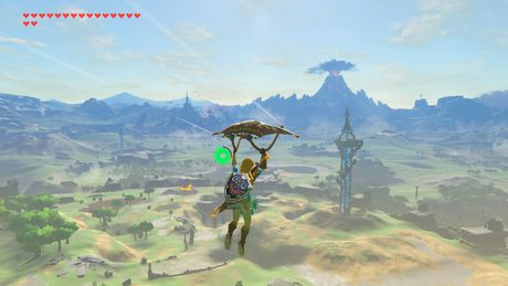 Nitendo The Legend of Zelda  Breath of the Wild (Nintendo Switch) - image 5 of 8