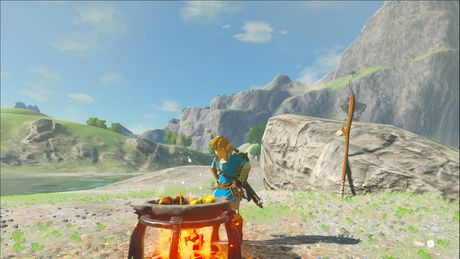 Nitendo The Legend of Zelda  Breath of the Wild (Nintendo Switch) - image 7 of 8