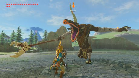 Nitendo The Legend of Zelda  Breath of the Wild (Nintendo Switch) - image 8 of 8