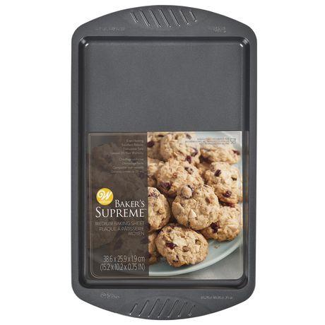 Wilton Baker S Supreme Premium Non Stick Bakeware Cookie