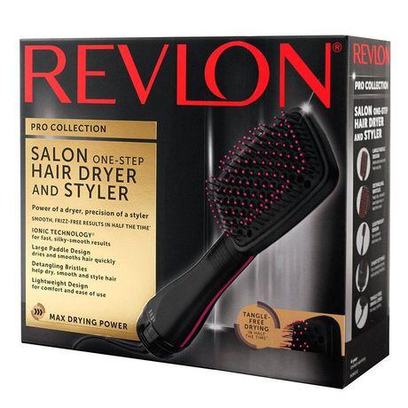 Revlon Salon One-Step Hair Dryer and Styler - image 2 of 9