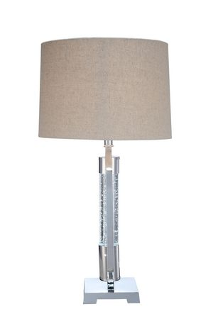 ACME Cici Table Lamp in Chrome - image 4 of 4
