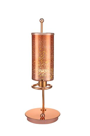 ACME Gwen Table Lamp in Rose Gold - image 4 of 4