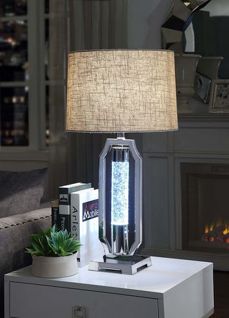 ACME Cici Table Lamp in Chrome - image 3 of 4