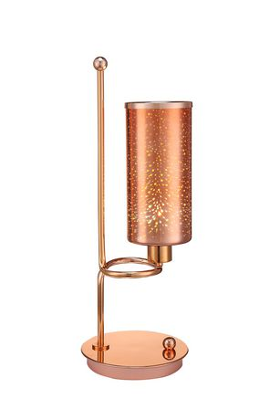 ACME Gwen Table Lamp in Rose Gold - image 3 of 4