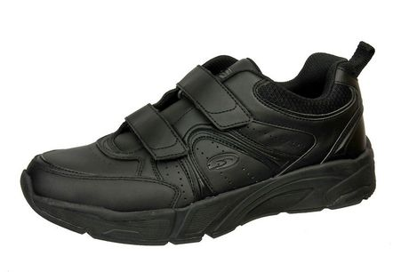 Dr. Scholl's Men's Athletic Shoes Black 9.5