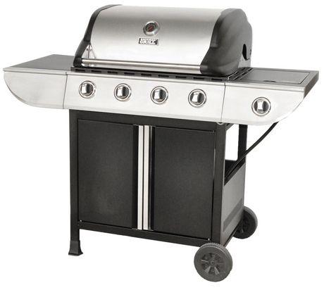 Backyard Grill 4-Burner Propane Gas Grill - image 1 of 8