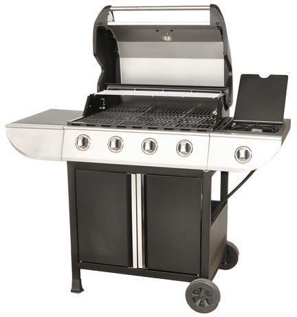 Backyard Grill 4-Burner Propane Gas Grill - image 2 of 8
