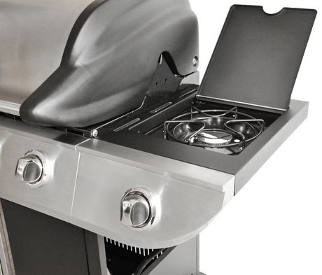 Backyard Grill 4-Burner Propane Gas Grill - image 5 of 8