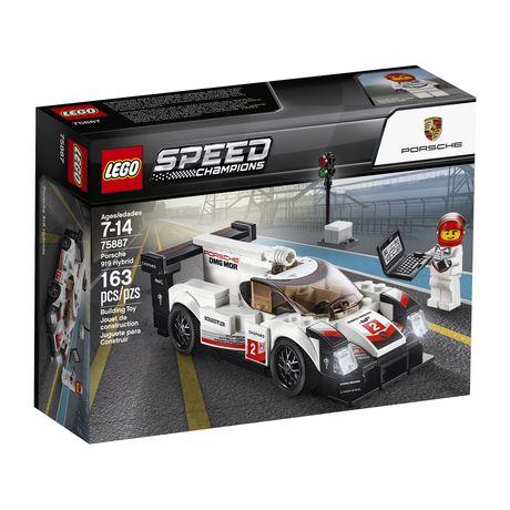 LEGO Speed Champions - Porsche 919 Hybrid (75887) - image 2 of 5
