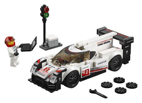 LEGO Speed Champions - Porsche 919 Hybrid (75887) - image 3 of 5