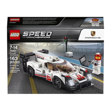 LEGO Speed Champions - Porsche 919 Hybrid (75887) - image 4 of 5