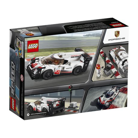 LEGO Speed Champions - Porsche 919 Hybrid (75887) - image 5 of 5