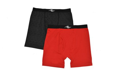 Athletic Works Performance Boxer Briefs - image 1 of 3