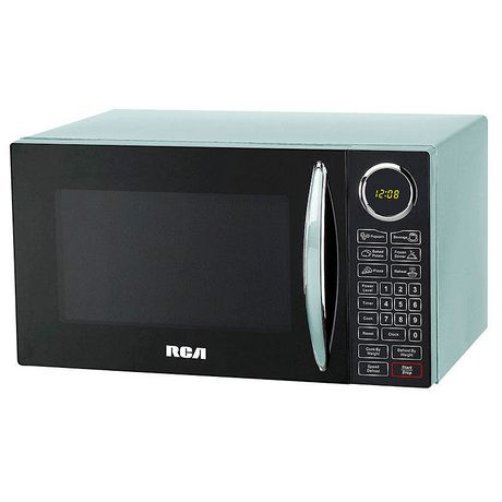 RCA RMW953 0.9-Cubic-Foot Microwave Oven, Blue - image 1 of 1