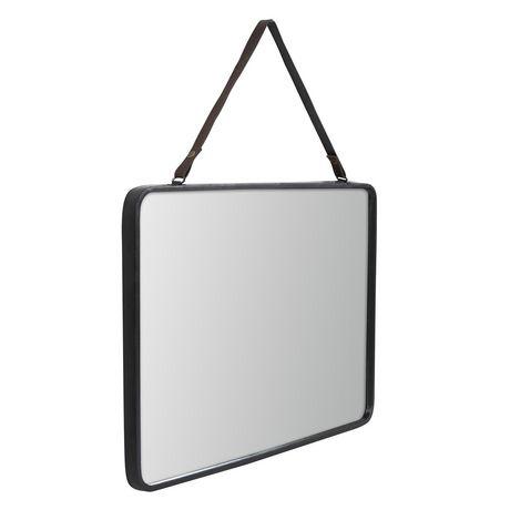 Miroir rectangulaire à suspendre - image 2 de 4