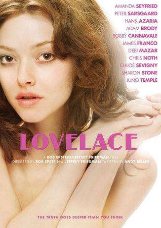 Film Lovelace (DVD) (Bilingue) - image 1 de 1