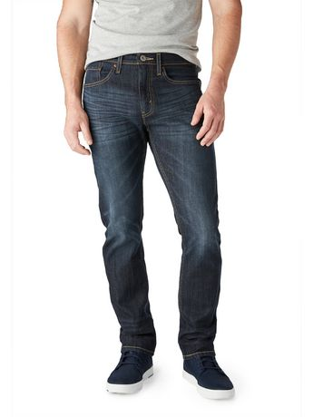 Signature by Levi Strauss & Co.™ Men's Slim Straight - image 1 of 3
