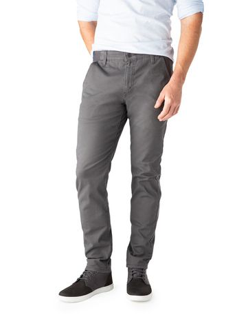 Signature by Levi Strauss & Co.™ Men's Action Slim - image 1 of 3