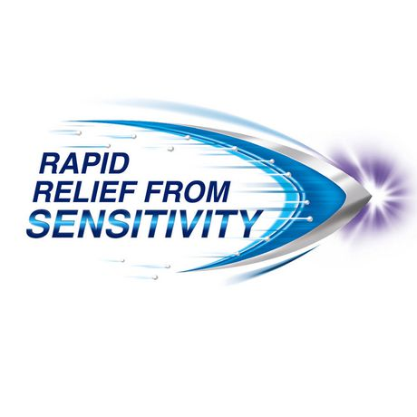 SENSODYNE Rapid Relief & Long Lasting Protection Fast Relief Toothpaste - image 2 of 5