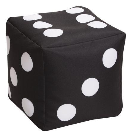 Pouf ottoman Cube Dés de Sitting Point - image 1 de 3