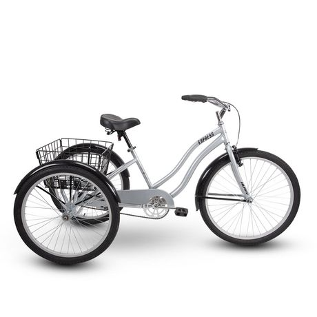 "Huffy Express 26"" Adult Steel Comfort Tricycle - image 2 of 7"