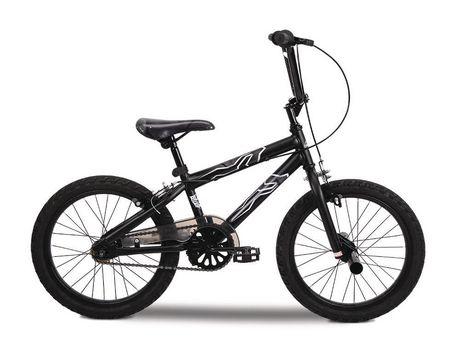 Vélo BMX Panthère Noire de Marvel de 18 po en acier pour garçons par Huffy - image 2 de 7