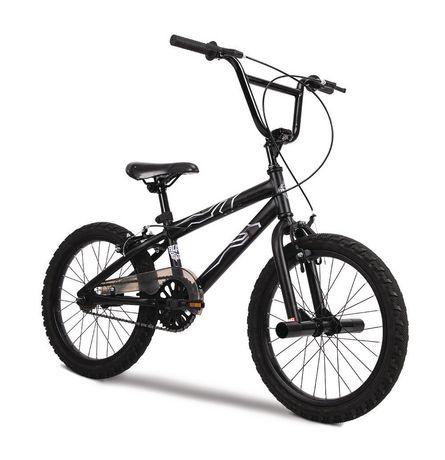 Vélo BMX Panthère Noire de Marvel de 18 po en acier pour garçons par Huffy - image 1 de 7