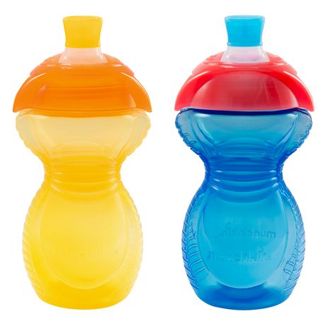 Munchkin Click Lock™  9oz Bite Proof Sippy Cup - 2 count - image 1 of 4