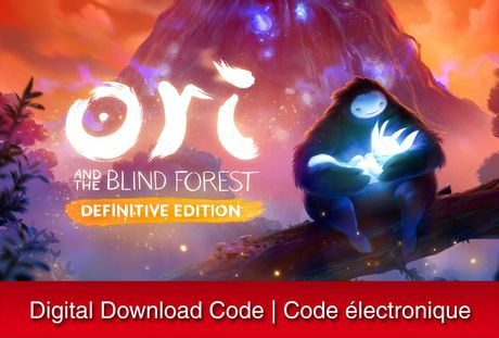 Ori and the Blind Forest: Definitive Edition - Best Nintendo Switch Game For Kids Who Love Heartwarming Stories