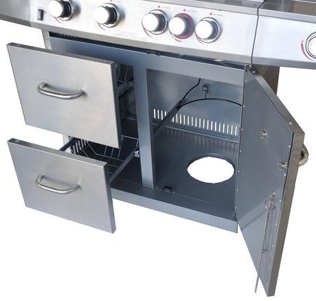 Backyard Grill 5-Burner Propane Gas Grill - image 7 of 9