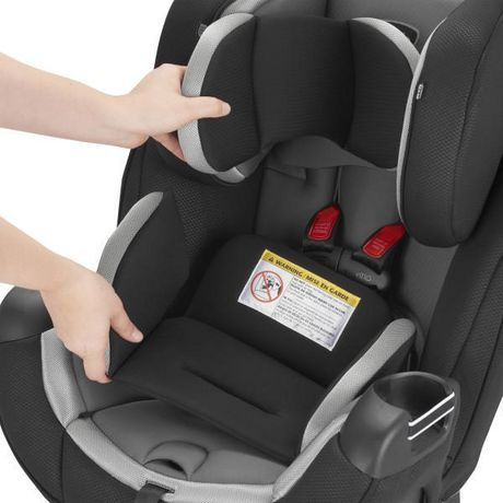 Evenflo Symphony DLX All-in-One Car Seat (Apex) - image 7 of 8