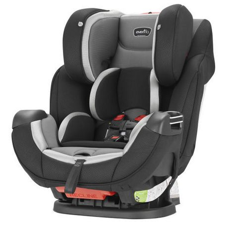 Evenflo Symphony DLX All-in-One Car Seat (Apex) - image 2 of 8