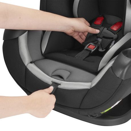 Evenflo Symphony DLX All-in-One Car Seat (Apex) - image 8 of 8