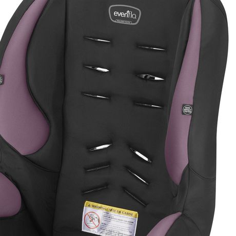 Evenflo SureRide Convertible Car Seat (Harper) - image 6 of 8