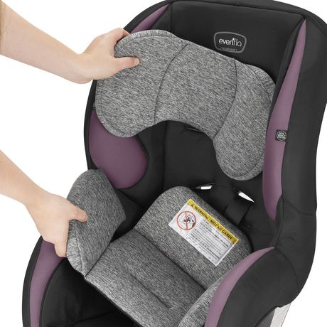 Evenflo SureRide Convertible Car Seat (Harper) - image 5 of 8