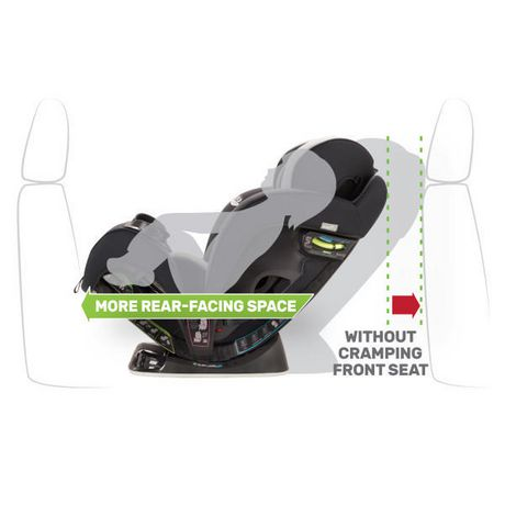 Evenflo EveryStage DLX All-in-One Car Seat - image 6 of 8