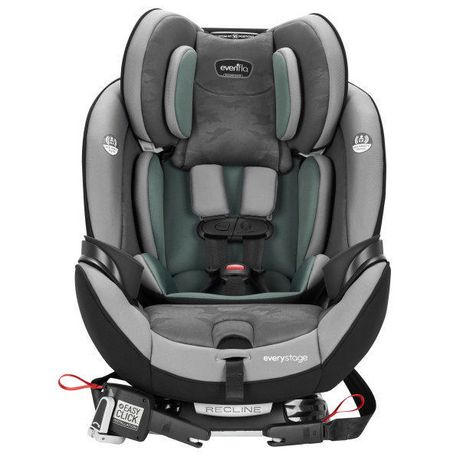Evenflo EveryStage DLX All-in-One Car Seat (Highlands) - image 1 of 8