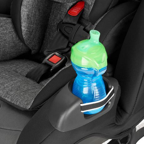 Evenflo Symphony Sport All-in-One Convertible Car Seat - image 7 of 8