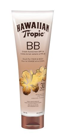 Image result for hawaiian tropic bb cream sunscreen