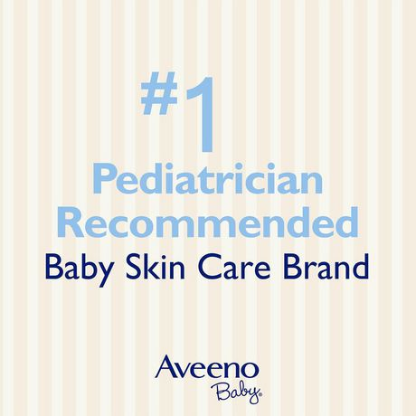Aveeno Baby Gel pour cheveux et corps, Sans larmes, sans savon, sans parabènes, 532 ml - image 3 de 8