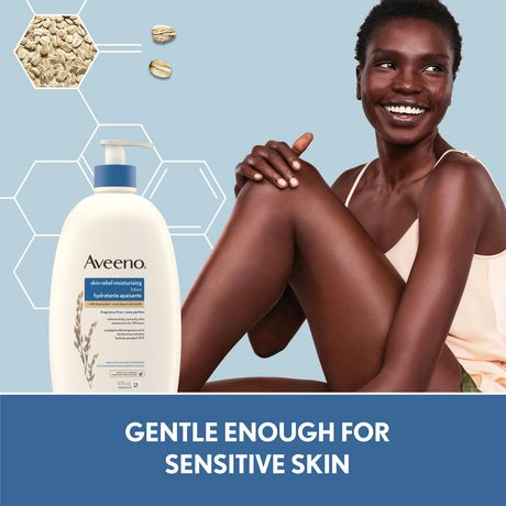 Aveeno Skin Relief Body Lotion, Unscented - image 5 of 6