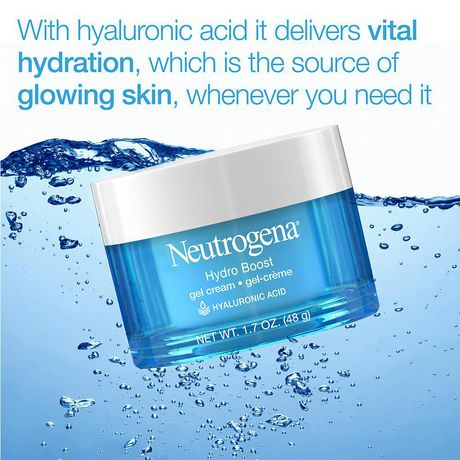 Neutrogena Hydroboost Facial Gel Cream, 47mL - image 7 of 8