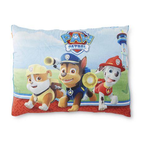 "Paw Patrol boy ""Park Patrol"" Bed Pillow - image 1 of 1"