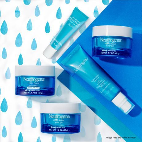 Neutrogena Hydro Boost Facial Gel Cream with Hyaluronic Acid - image 3 of 9