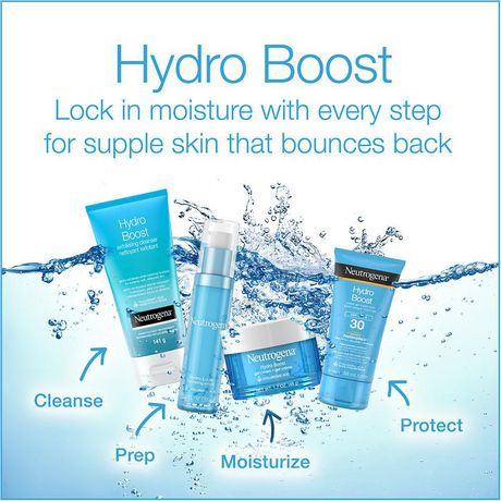 Neutrogena Hydro Boost Facial Gel Cream with Hyaluronic Acid - image 8 of 9