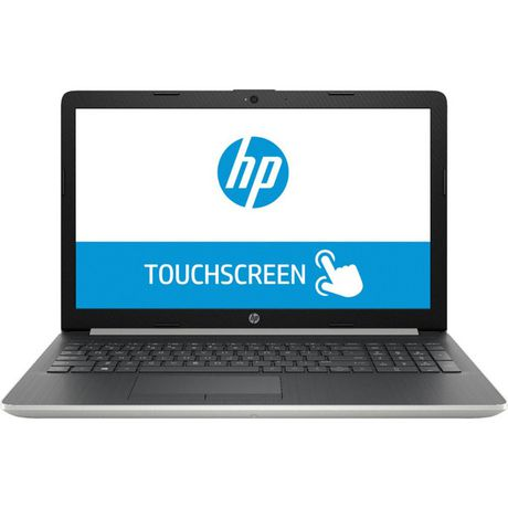 """HP 4RU76UA#ABA 15-DA0002DX 15.6"""" Touch Screen Laptop with Intel Core i5-8250U 1.6 GHz Processor  - image 2 of 5"""