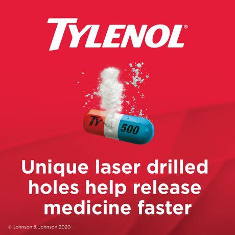 Tylenol Extra Strength Gelcaps, 500mg - image 6 of 9